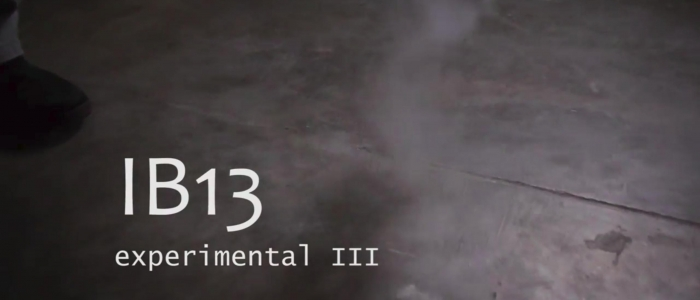 "Documental ""IB13 Experimental III"" en el FAB 2017"